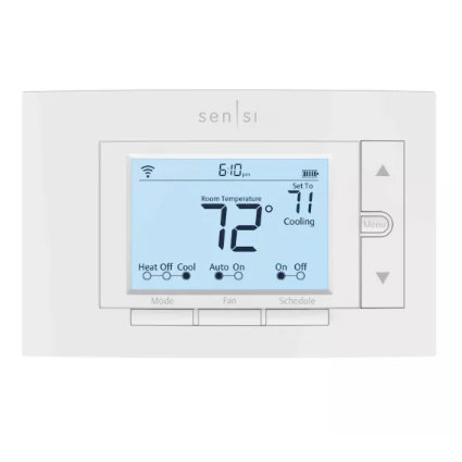 Emerson Sensi Thermostat
