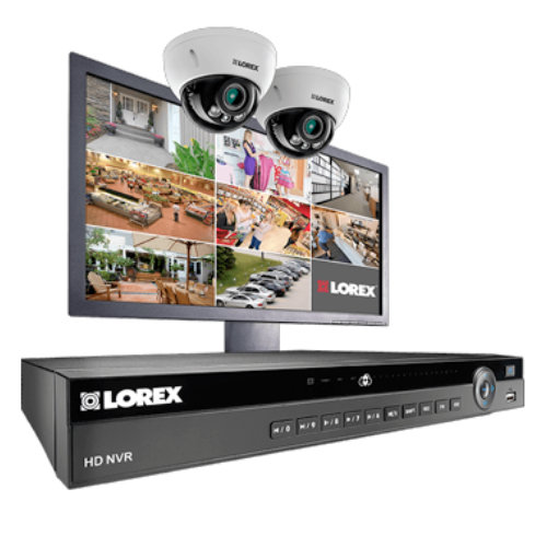 Lorex Network Video Recorder
